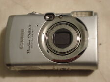 Very Nice Canon PowerShot SD850 Digital Camera IXUS 950