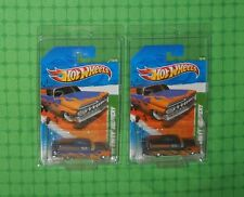 2011 Hot Wheels Super & Regular Treasure Hunt  - '59 Chevy Delivery - MOMC