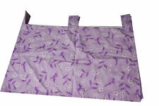 Disney Tinkerbell  Window Valance - LAvender Fairies