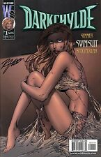 DARKCHYLDE SWIMSUIT #1 (Jim Lee, Joe Chiodo, Mike Wieringo..) signed RANDY QUEEN
