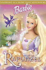 BARBIE AS RAPUNZEL Movie POSTER 27x40