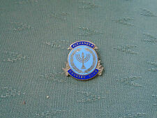 VINTAGE ALEXANDER COUNTRY CLUB SOUTH AFRICA - BOWLING ENAMEL BOWLS PIN BADGE