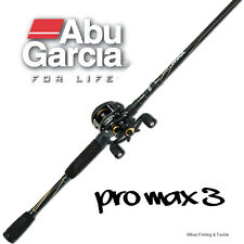 "Abu Garcia Combo Pro Max Rod 5'6"" 6-8kg 1pc /  Pro Max 3 Reel 2015 NEW RELEASE."