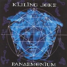(CD) Killing Joke - Pandemonium (Nov-1994, Zoo/Volcano Records)