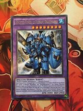 DINOSTER POWER, THE MIGHTY DRACOSLAYER FRENCH BOSH-EN046 FR046 NEAR MINT YUGIOH