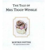 The Tale of Mrs. Tiggy-Winkle by Beatrix Potter (Hardback, 2002)