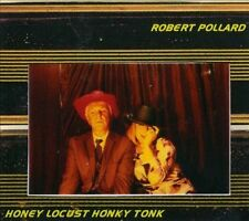 Robert Pollard Honey Locust Honky Tonk CD guided by voices/circus devils usa NEW