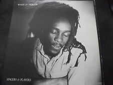 Singers & Players War Of Words 99 Records LP Reggae Prince Fari FREE SHIPPING