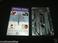 CHRISTMAS WISHES AUSSIE TAPE WHAM BAND AID QUEEN MUD BONEY M SHAKIN' STEVENS