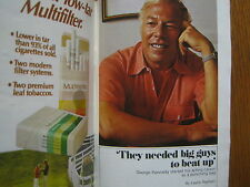 1971 TV Guide( GEORGE  KENNEDY/DONNA MILLS/JOHN  FORD/BETTY  WHITE/JULIE ANDREWS