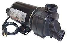 Bathtub Pump - 3/4 hp with Air Switch and Cord 115volts - fits most all bathtubs
