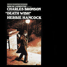 Herbie Hancock - Death Wish Original Soundtrack 180g vinyl LP NEW/SEALED