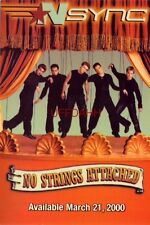 "Continental-size N SYNC ""NO STRINGS ATTACHED"" Available March 21, 2000"