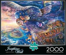 BUFFALO GAMES JIGSAW PUZZLE QUEEN OF THE NIGHT JOSEPHINE WALL 2000 PCS #2044