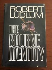 THE BOURNE IDENTITY By Robert Ludlum - 1st Printing/First Edition
