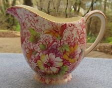 Royal Winton Dorset Pink Floral Chintz Covered Cheese Dish