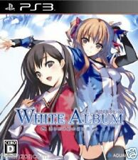 Used PS3 White Album: Tsuzurareru Fuyu  PLAYSTATION 3 JAPAN JAPANESE IMPORT