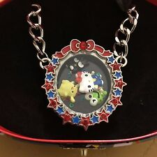 Hello Kitty Friendship Festival 2015 Loungefly Exclusive CHARM NECKLACE HK