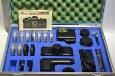 Pentax Auto 110 Camera System by Asahi Full Set with Carring Case