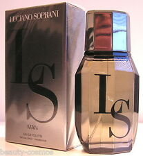 Luciano Soprani LS Man 50 ml EDT Spray Neu OVP