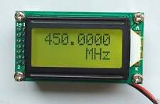 1 MHz ~ 1.1 GHz RF Frequency Counter Tester Digital LED METER FOR Ham Radio