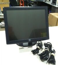 "ELO ET1515L-8CWC-1-GY 15"" INTELLITOUCH TOUCH SCREEN MONITOR,COMBO USB/SERIAL"