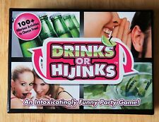 Drinks or Hijinks Game Drinking Card Game Girls Night Out Bachelorette Party COM