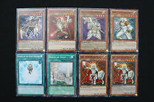 Lightsworn deck cards (Raiden Hand, Charge of the Light Brigade, Realm, Ehren..)
