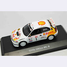 1:43 Car Model 80007 TOYOTA COROLLA WRC 98 - SHELL
