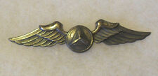 "40/50'S STERLING CIVIL AIR PATROL FULL SIZE ""GEMSCO STERLING"" HM CB SOLID BACK"