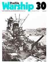 MARINA Warship Profile 30 - IJN Yamato e Musashi - DVD