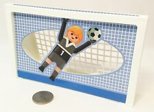 Playmobil Sports Soccer Net With Paper Goal 5994