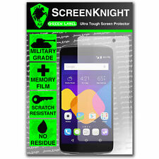 Screenknight Alcatel One Touch Idol 3 4.7 INCH SCREEN PROTECTOR INVISIBLE SHIELD