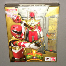 Mighty Morphin Power Rangers Armored Red Ranger Action Figure 2013 6""