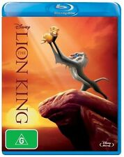 The Lion King (Blu-ray, 2015)