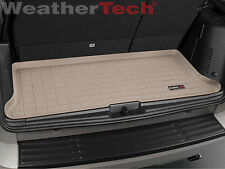 WeatherTech Trunk Mat for Lincoln Navigator - Small -  2003-2016 - Tan