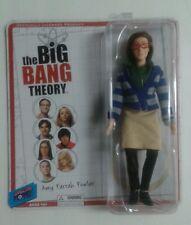 "The Big Bang Theory Series 1 Amy Farrah Fowler 8"" Figure Doll Mayim Bialik New"