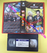 VHS film SID vicious & NANCY 1987 DOMOVIDEO 35227 SEX PISTOLS (F101) no dvd