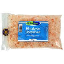 Himalaya-kristallsalz Grob 500g Mineralreich Salze für den Tisch/Solay