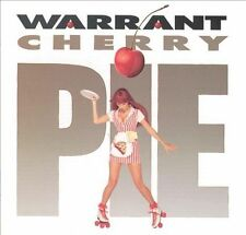 Cherry Pie [PA] by Warrant (CD, Sep-1990, Columbia (USA))
