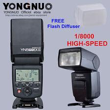 YONGNUO Speedlite Flash YN-568EX II with TTL HSS 1/8000  for Canon .