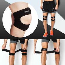 Knee Patella Compression Support Strap Brace Jumper Runner GYM Sport Protector