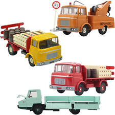 Atlas 1:43 Dinky Toys Set(4pcs) Diecast Alloy Antique car toy for collect gift