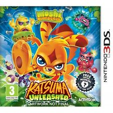 Moshi Monsters Katsuma Unleashed Game 3DS Brand New