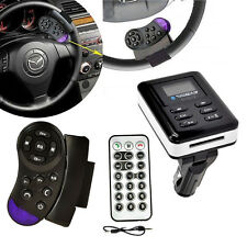 Bluetooth Car Kit MP3 Player FM Transmitter Hands Free Phone SD/MMC/USB + Remote
