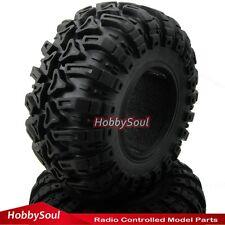 "Neu 2 Stück 2.2"" Rock Reifen Tires tyre 130mm für Crawler Truck RC4WD Axial part"