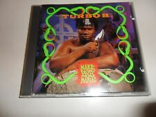 CD  Make Way for the Maniac von Turbo B (1993)