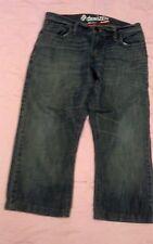 denizen from Levi's Blue jeans/capris size 30 waist