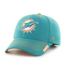 MIAMI DOLPHINS NFL FOOTBALL TEAL TWIG CONDENSER ADJUSTABLE HAT/CAP NEW