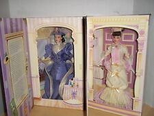 Barbie as Mrs. P.F.E. Albee First and Second in Series by Avon #17690 & # 20330